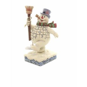Jim Shore Marching Frosty the Snowman Figu…